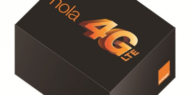 Orange con nuevos planes y ofertas de la red 4G LTE.