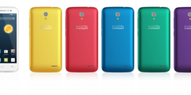 Alcatel One Touch presenta familia de móviles POP 2 y tableta POP 8S