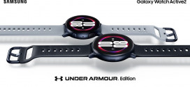 Samsung y Under Armour presentan Galaxy Watch Active2 Under Armour Edition