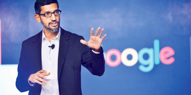 Google invertirá $10 mil millones en India