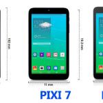 nuevos modelos de tableta