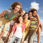 Turistas Jovenes