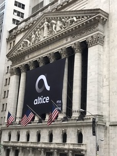 NYSE Altice