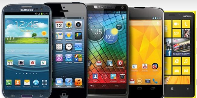 En el 2013 se vendieron 1,000 millones de smartphones en todo el mundo.