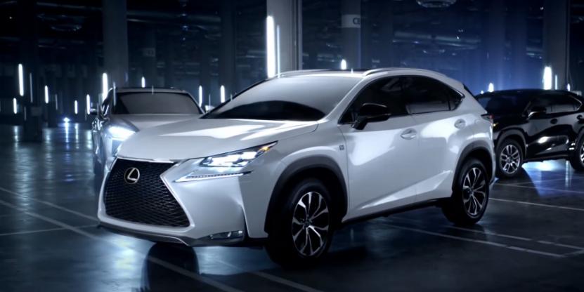 Lexus se adelanta y lanza su comercial para el Super Bowl 2015