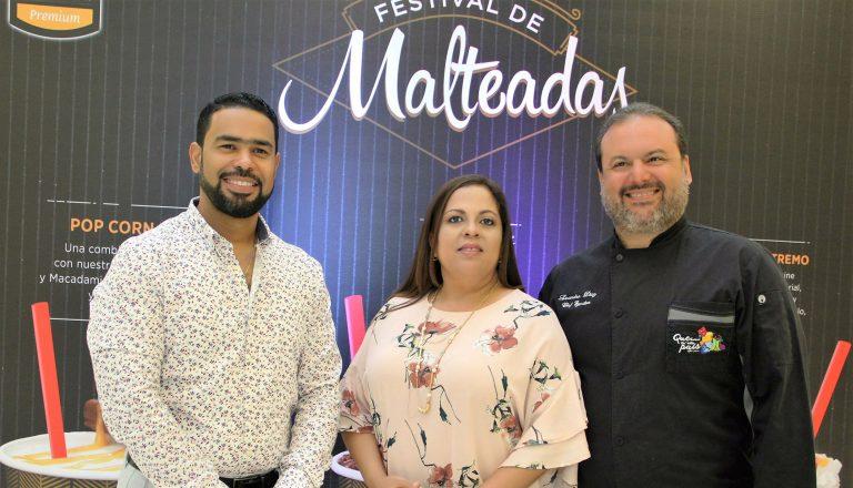 Cinco sabores del chef Leandro Díaz en Festival de Malteadas de Helados Bon