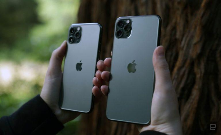 Las ventas de teléfonos inteligentes crecen por primera vez en dos años
