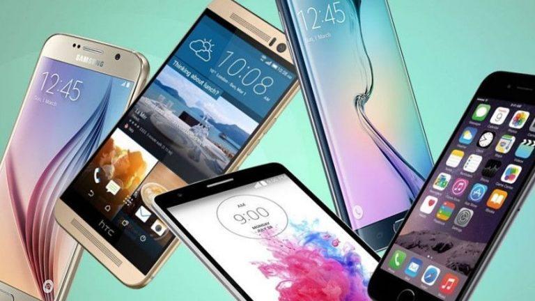Venta de smartphones registran su mayor caída en la historia a nivel global