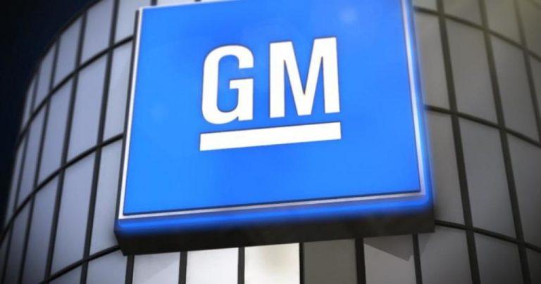 General Motors obtuvo ingresos netos de $ 294 millones en el primer trimestre, un 87% menos