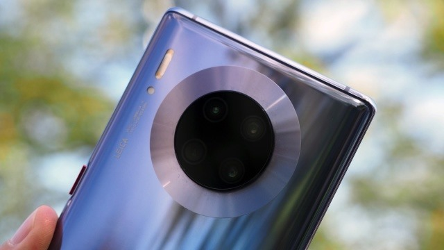 Huawei encabeza el mercado mundial de teléfonos inteligentes por primera vez