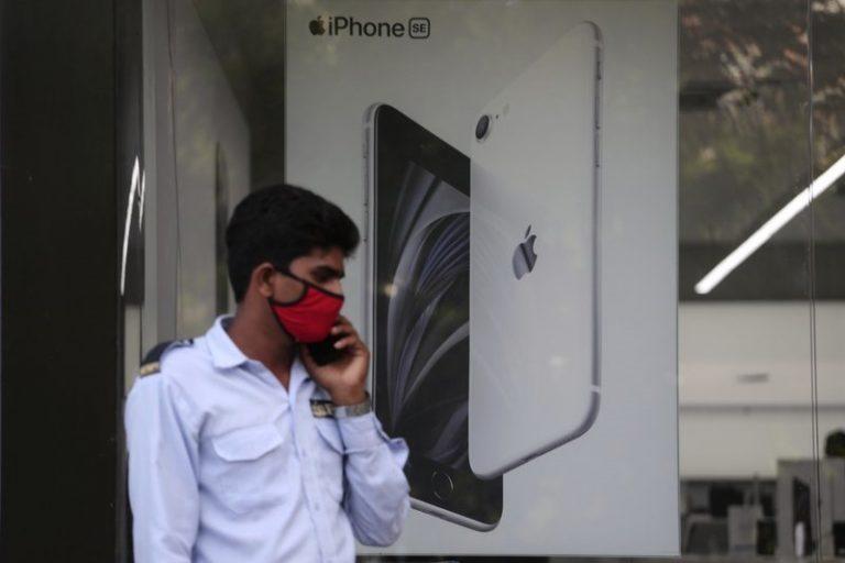 Samsung y Apple impulsará la fabricación de teléfonos celulares en India