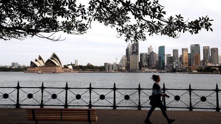 La economía de Australia tuvo su peor trimestre registrado. Ahora está en una recesión histórica