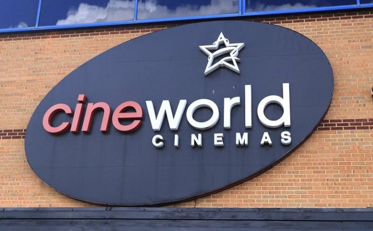 Cineworld confirma el cierre «temporal» de los cines del Reino Unido y Estados Unidos