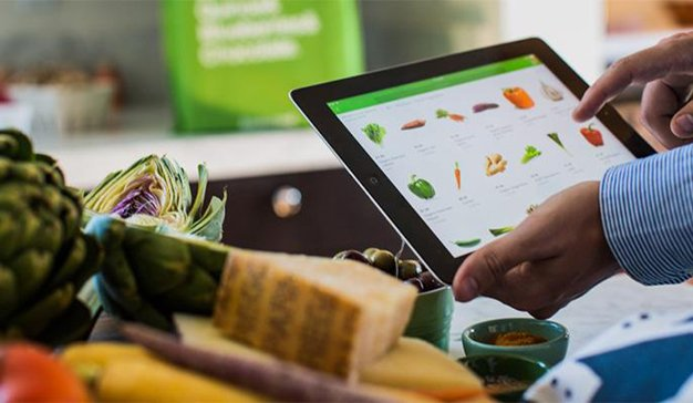 Alimentos ocupan un 66.1% de compras en línea